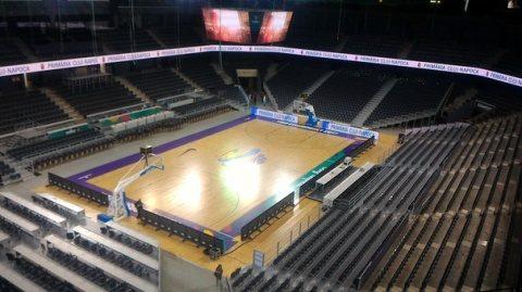 Sala Polivalentă pregătită pentru EuroBasket 2017