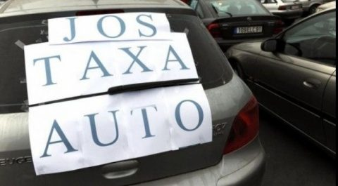 Restituirea taxei auto. Termen limita depunere cerere 31 august 2018