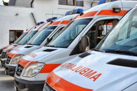 PSD: 34 de ambulanţe noi vor fi repartizate Clujului în 2019