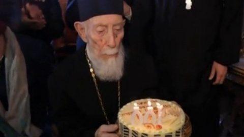 Părintele Nicanor Lemne – 102 de ani de viaţă şi peste 75 de ani de preoţie ori slujire sacerdotală (1915 – 2017)