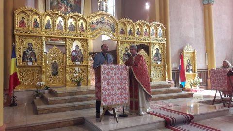 """Românii din Luxemburg s-au întâlnit cu """"biografia teologică"""" a lui Valeriu Gafencu. """"Asistăm la o recreştinare a Europei Occidentale"""""""