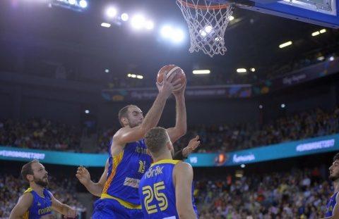 Baschet masculin: România, învinsă și de Ungaria la Eurobasket 2017, cu 80-71