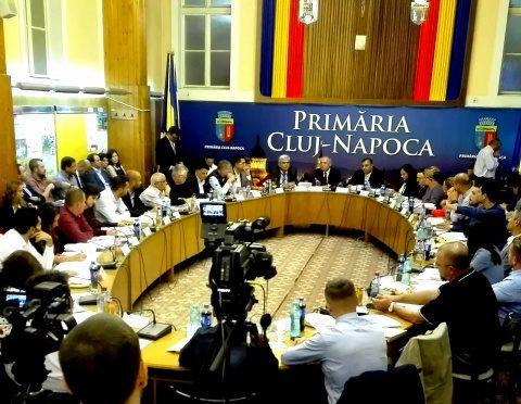 Cluj-Napoca acordă 100.000 euro pentru reabilitarea Parcului Central din Ungheni