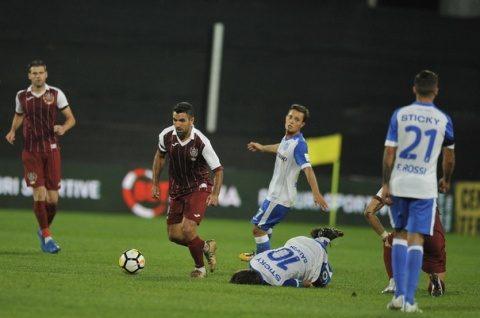 FC Viitorul Constanța – CFR Cluj 1-0. Clujenii au înfrânt