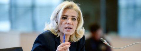 Comisarul european pentru politică regională, Corina Creţu, se arată nemulţumită de modul în care România atrage fonduri europene