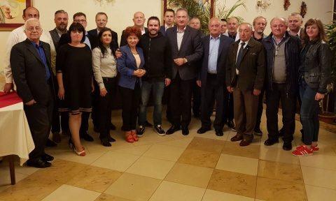 Liderii Partidului România Unită din 6 județe s-au întâlnit la Cluj. Bogdan Diaconu: Nu permitem nimănui din afara României să ne reorganizeze teritorial țara