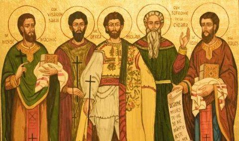 21 octombrie – Sfinţii Mărturisitori Ardeleni, care au luptat împotriva impunerii catolicismului și a politicii habsburgice
