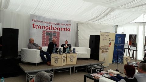 Poetul Dumitru Cerna a debutat cu proză la FICT 2017