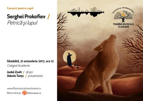 Primul concert dedicat copiilor și familiilor, la Toamna Muzicală Clujeană