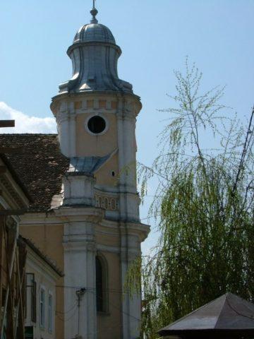 """Moaşte ale Papei Ioan Paul al II-lea, expuse la Biserica """"Schimbarea la Faţă"""" din Cluj-Napoca"""