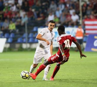 CFR Cluj a solicitat ca FCSB sa fie depunctata
