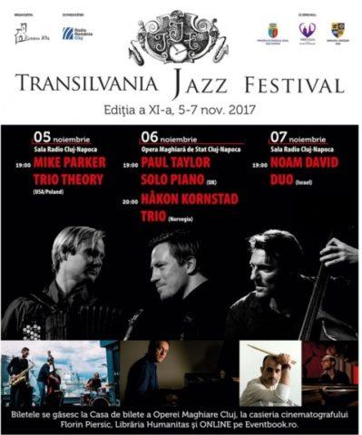 Trei zile de muzică la superlativ la cel mai longeviv festival de jazz al Clujului