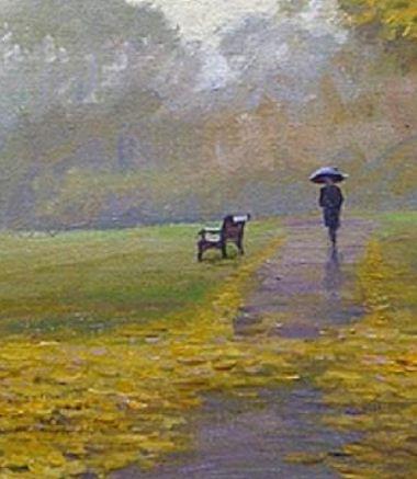 Poemul Zilei: Ploaia