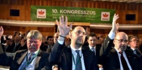 UDMR, o nouă încercare de modificare a Articolului 1 al Constituției României