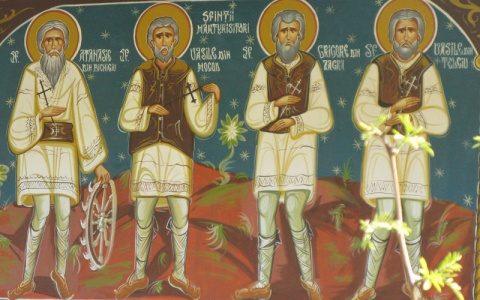Azi comemorăm Sfinții Martiri şi Mărturisitori Năsăudeni pentru ortodoxie