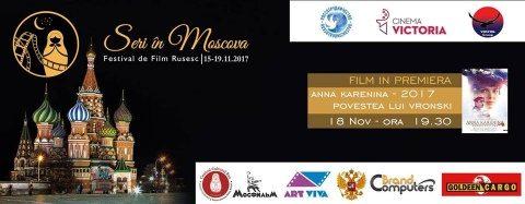 """Festivalul de Film Rusesc """"Seri în Moscova"""" la Cluj-Napoca"""