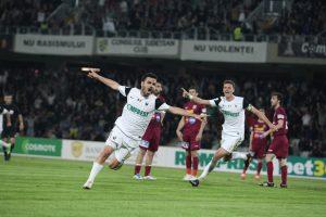 U Cluj a câștigat trei puncte la Mediaș