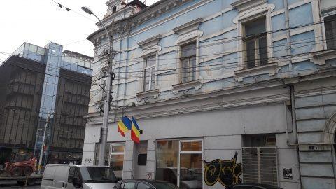 Vezi unde s-a arborat Tricolorul românesc prima dată în orașul Cluj pe 3 noiembrie 1918!