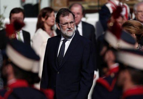 """Premierul Spaniei, prima vizită la Barcelona, după suspendarea autonomiei: """"Trebuie să salvăm Catalonia de haosul separatismului"""""""