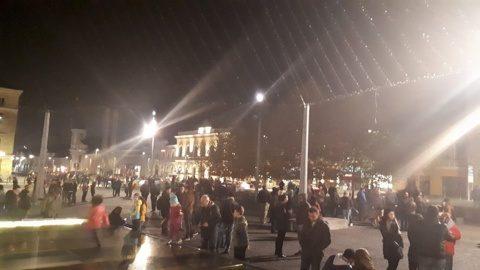"""Clujenii au protestat duminică în stradă: """"DNA să vină să vă ia"""""""