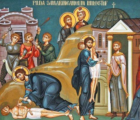 Evanghelia de Duminică: Relaţia cu semenul, barometrul legăturii cu Dumnezeu