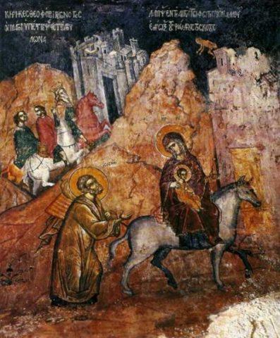 Predica Parintelui Nichifor Horia la Duminica dupa Nasterea Domnului