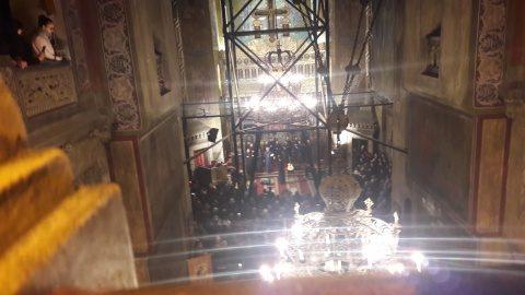 Corala Armonia a umplut la refuz catedrala mitropolitană. Concert de colinde de vis