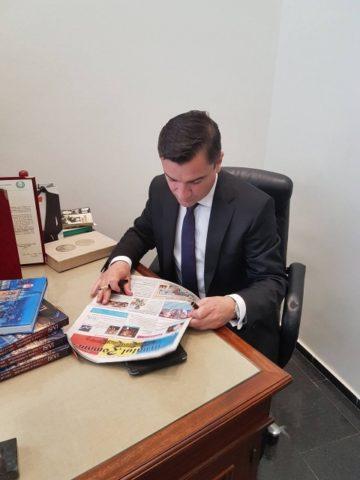 """Primarul Iașului, Mihai Chirica: noul cod fiscal e """"o palmă data primarilor"""""""