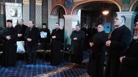 Prima ședință din anul 2018, în Protopopiatul Cluj I sub semnul Centenarului
