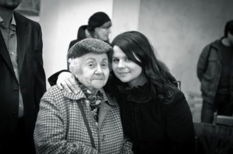 Ruxandra David – nepoata marelui trăitor creștin Ioan Ianolide