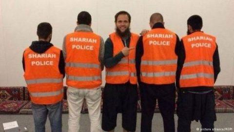 'Poliţia Sharia' după achitare revine în faţa instanţei germane