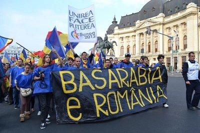Om cu om, localitate cu localitate se face unirea Republicii Moldova cu România!