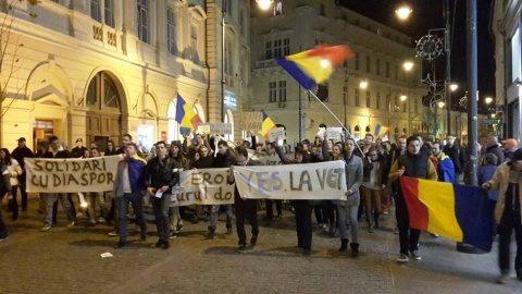 Românii din Diaspora: prioritate zero pe listele de la europarlamentare!