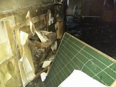 Ucraina care persecută românii acuză: Serviciile secrete ruseşti au pus la cale incendierea a două școli românești