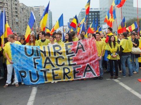 """O nouă mișcarea politică """"România Mare în Europa"""" s-a lansat pentru valorile naţionale şi protejarea familiei"""