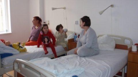 Linie suplimentară de gardă la Spitalul Clinic de Boli Infecțioase Cluj