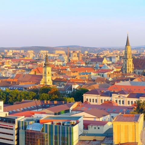 Elvețienii sunt fascinați de Cluj-Napoca