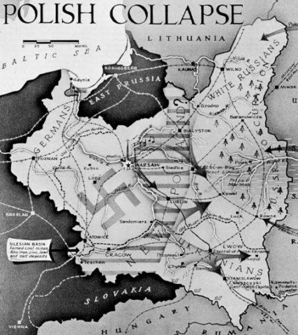 Polonia vrea să obţină compensaţii pentru distrugerile suferite în Al Doilea Război Mondial