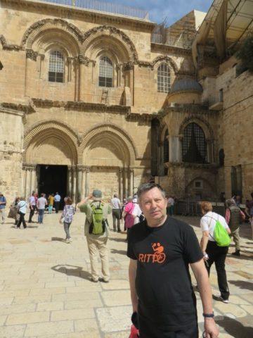 """Poetul clujean Ion Cristofor a primit diploma cu titlul de """"Omul Anului- 2017"""" în Israel"""
