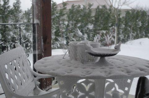 Poemul Zilei: Clipele, iarna!
