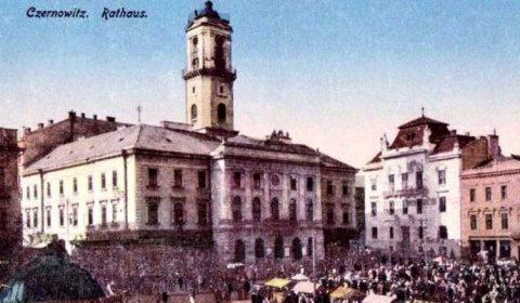 Cum apărau onoarea națională studenții români din Bucovina ocupată de austrieci!