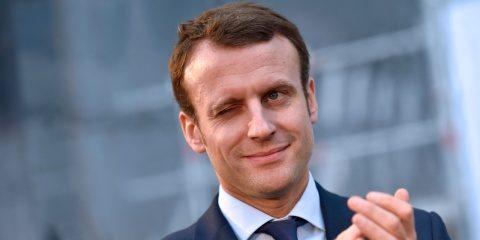 """Emmanuel Macron a declarat că alegerile europarlamentare din 2019 reprezintă """"bătălia pe care toţi progresiştii"""""""