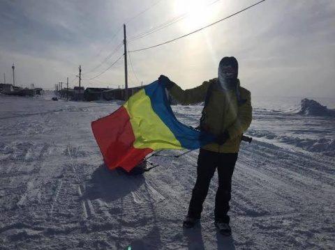 Tibi Uşeriu a câştigat pentru a treia oară cel mai greu maraton din lume – 6633 Arctic Ultra