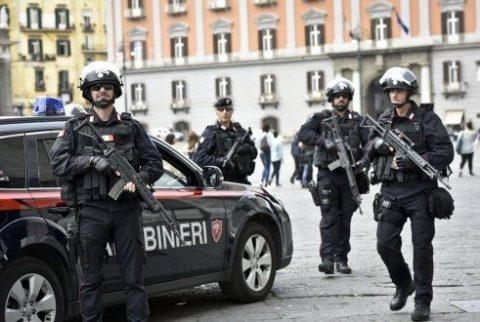 Lider al unui clan 'Ndràngheta, arestat în Italia după ce a incendiat casa unor români
