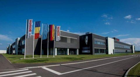 Fabrica Bosch din Cluj face angajări