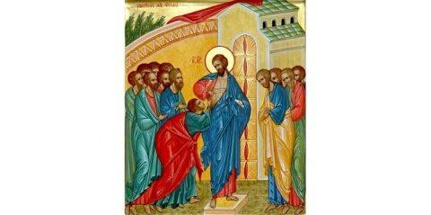 Evanghelia de Duminică: Credința hrănită de la sursă: Hristos Cel înviat în mijlocul nostru