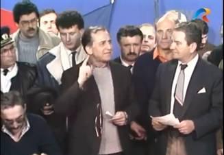 Procurorii militari: Teroriștii de la Revoluție nu au existat, totul a fost o diversiune propagată de televiziunea natională