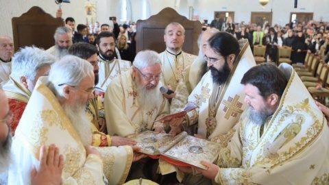 Clujeanul Arhim. Teofil Roman a fost hirotonit Arhiereu vicar al Episcopiei Spaniei şi Portugaliei