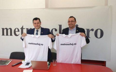 PSD SUSȚINE INTRODUCEREA METROULUI ÎN CLUJ și lansează o consultare publică pentru construirea metroului!