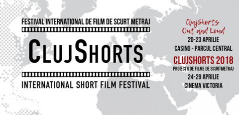 Festival internațional de scurtmetraje la Cluj-Napoca